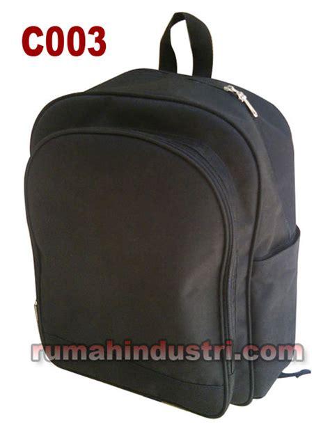 Tas Laptop Black 003 tas sekolah almamater dan tas anak anak rumahindustri