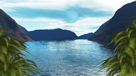 fjord bay lagoon fjord bay 183 free image on pixabay