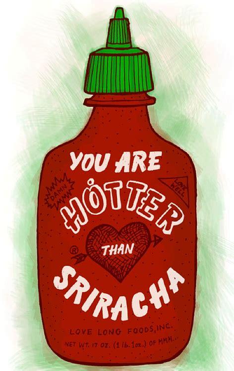 sriracha bottle outline 43 best anniversary cards images on pinterest
