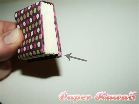 Origami Book Tutorial - mini origami books tutorial paper kawaii