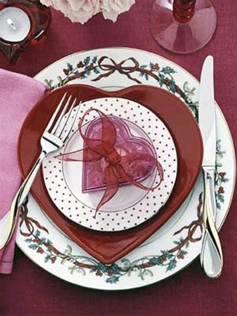 valentines day table setting 59 s day table settings digsdigs