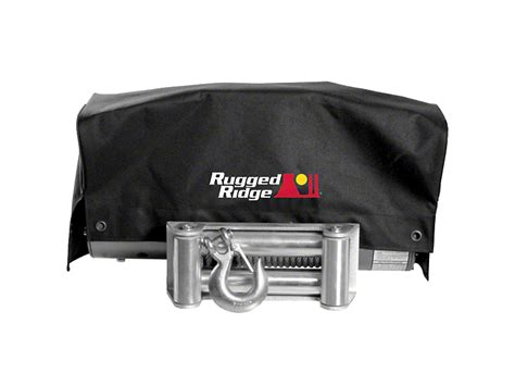 rugged ridge 8500 winch rugged ridge f 150 8 500 lb or 10 500 lb winch cover 15102 02 97 17 all free shipping