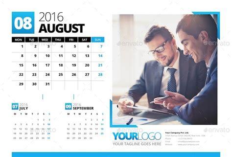 Corporate Calendar Multipurpose 2016 Desk Calendar By Gusmancahyadi