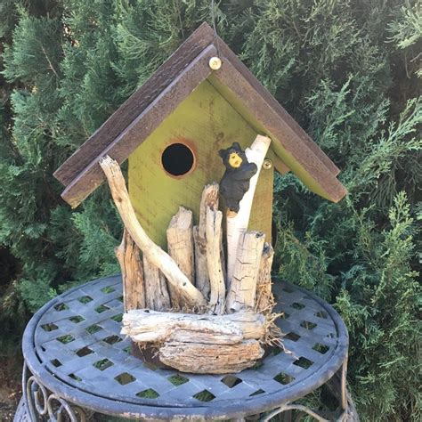 Handmade Birdhouses And Feeders - 438 best images about handmade birdhouses and feeders on