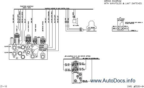 genie schematic diagram manual repair manual order