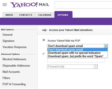yahoo email database back up your old yahoo mail using opera mail