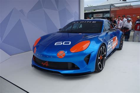 renault alpine celebration renault alpine celebration concept celebraci 243 n y anticipo