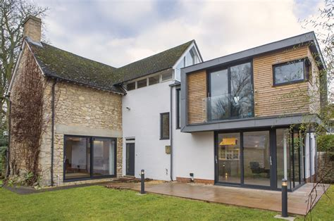 modern traditional house contemporary extension meets traditional house