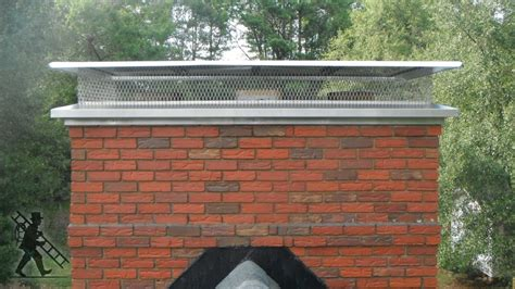Simple Chimney Chase Cover Replacement