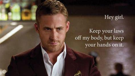 Ryan Gosling Feminist Memes - feminist ryan gosling
