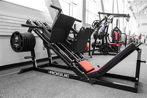 Incline Leg Press Sled Weight by It Works After Loading Weight Onto The Foot Platform Leg