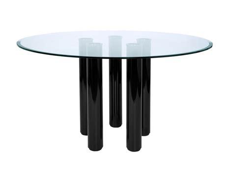 tavoli zanotta tavolo zanotta brentano diam 115 di emaf progetti prezzi