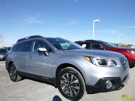 2016 subaru outback 2 5i limited 2016 ice silver metallic subaru outback 2 5i limited