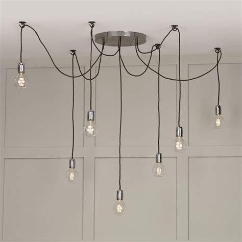 7 light cluster ceiling pendant hang lights using