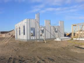 Insulated Concrete Forms Home Plans House Construction Foam House Construction