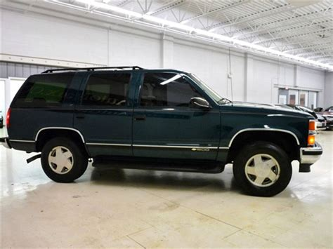 automobile air conditioning service 1996 chevrolet tahoe engine control 1996 used chevrolet tahoe 1500 at luxury automax serving chambersburg pa iid 9962961