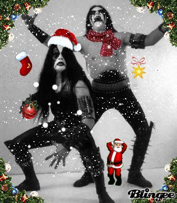 imagenes de navidad heavy metal feliz navidad gifs locos animados
