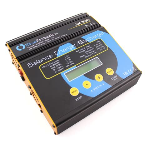 charger lithium battery lithium battery charger blue robotics