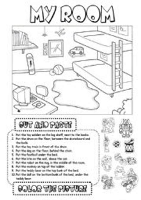 Bedroom Description Exercises Exercises My Room