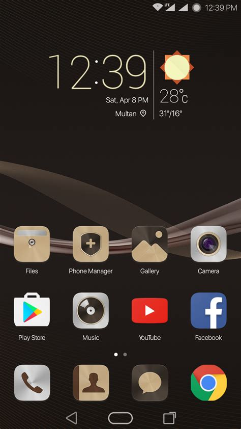 huawei cool themes business stylo theme for emui 4 0 4 1 huawei themes