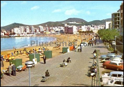 fotos antiguas las palmas de gran canaria playa de las canteras en las palmas de gran canaria fotos