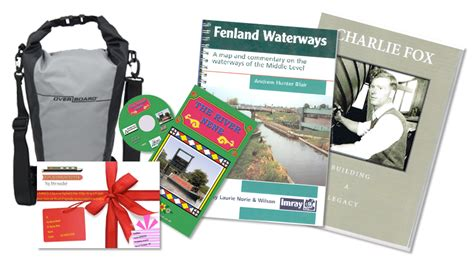 fox narrowboats unique christmas gifts for the