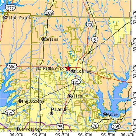 mckinney texas zip code map mc kinney texas tx population data races housing economy