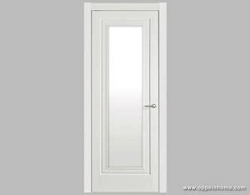 White Bathroom Door white shatterproof frosted interior glass bathroom door