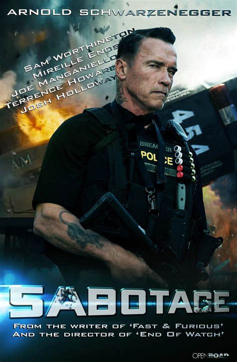 film action usa 2014 sabotage arnold action movie 2014 xcitefun net