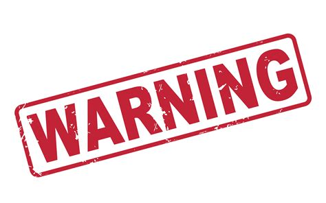 warning sign warning fees on the riseadvantage blog