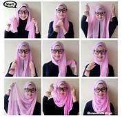 Hijab Tutorial For Glasses