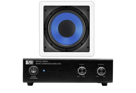compact subwoofer amplifier     wall home
