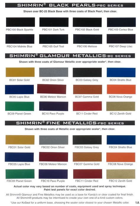 house of color paint chips house of kolor custom paints for custom cars and automotive