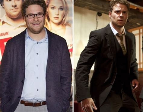 seth macfarlane workout seth rogen s amazing weight transformation how pk