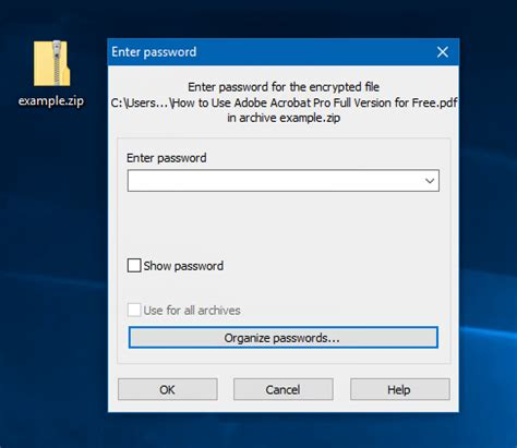 full version game by fgrl how to unlock zip file without password