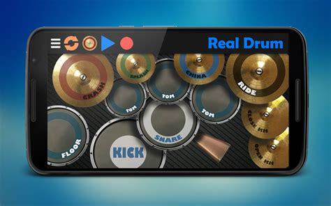 tutorial main real drum android real drum the best drum pads simulator android apps on