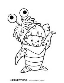 inc coloring pages disney monsters inc coloring pages coloring home