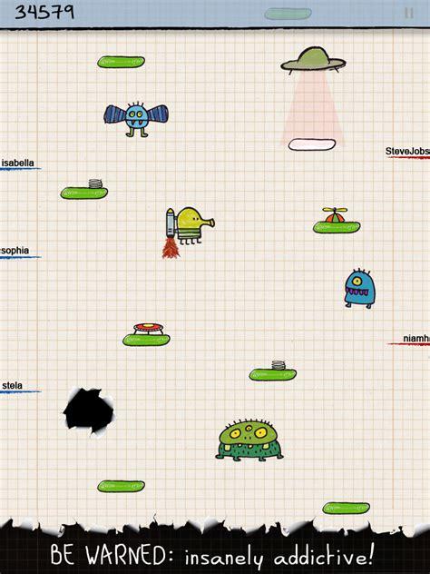 doodle jump gratis doodle jump hd tijdelijk gratis technieuws