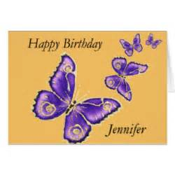 happy birthday jennifer gifts on zazzle