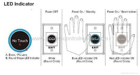 Push Button No Touch Sensor no touch infrared push button dw b02a dwell hong kong manufacturer push button switch
