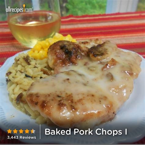 baked pork chops quot these were good i always have a hard
