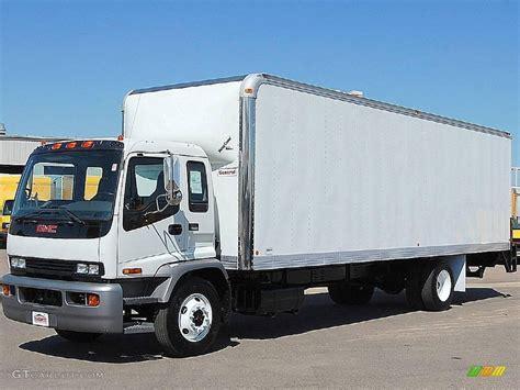 gmc t series 2007 summit white gmc t series truck t7500 lwb regular cab