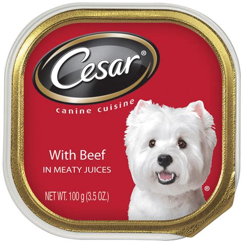 what is puppy chow what is the cesar food breed in the commercial breeds picture