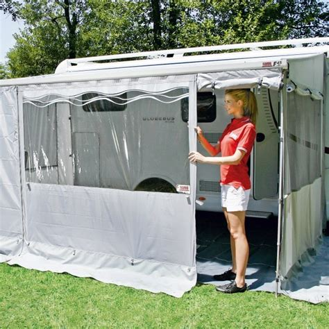 fiamma f45i awning caravansplus fiamma privacy room 260 van 2 6m long 1 8m