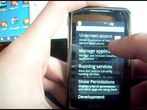 reset samsung omnia 7 android 2 2 1 on i900 omnia 8gb smart phone lovers