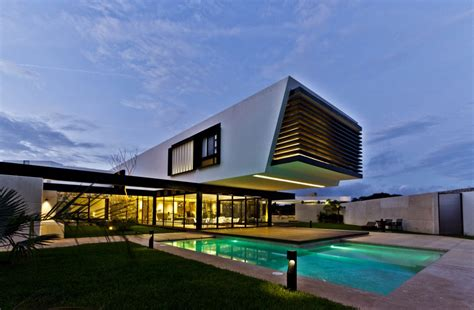 Modern Work Of Mexican Architecture Home Design Architects