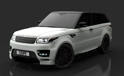 modified range rover sport range rover sport coupe by bulgari design