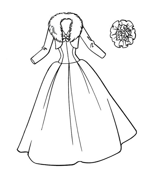 coloring pages of princess dresses disney princess wedding dresses coloring pages