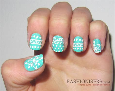 new year simple nail new year s nail designs that scream cuteness