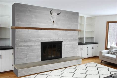 Green Marble Fireplace Makeover by How To Redo A Brick Fireplace With Fireplace